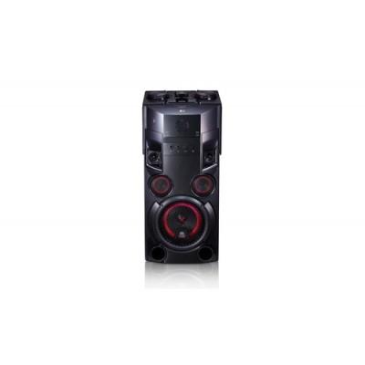 LG OM5560 sistema de audio para el hogar Minicadena de música para uso doméstico Negro 500 W - Imagen 1