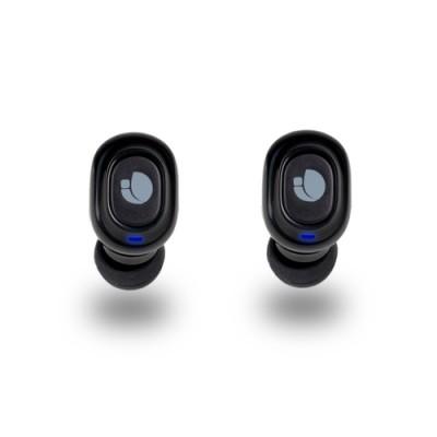 NGS Artica Lodge Auriculares Dentro de oído Negro - Imagen 1