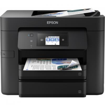 Multifuncion epson inyeccion color wf - 4730dtwf workforce pro fax -  a4 -  34ppm -  usb -  red -  wifi -  wifi direct -  duplex