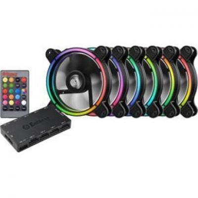 Ventilador gaming enermax t.b. rgb 120 mm pak de 6 - Imagen 1