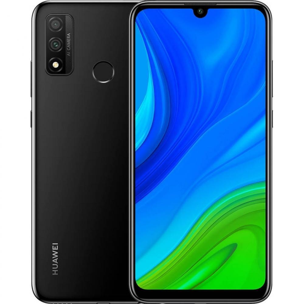 Telefono movil smartphone huawei p smart 2020 midnight black -  6.21pulgadas -  128gb rom -  4gb ram -  13+2mpx -  8mpx -  octa