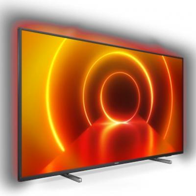 Tv philips 43pulgadas led 4k uhd -  43pus7805 -  ambilight -  hdr10+ -  smart tv -  3 hdmi -  2 usb -  dvb - t - t2 - t2 - hd -