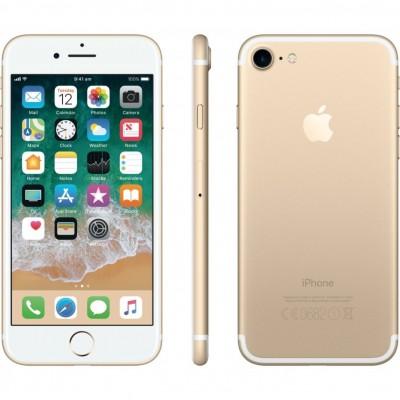 Telefono movil smartphone reware apple iphone 7 128gb gold - 4.7pulgadas - reacondicionado - refurbish - grado a+ - Imagen 1