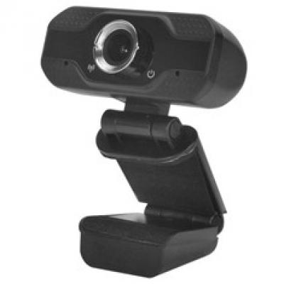 Webcam innjoo cam01 negra full hd - 30fps -  usb 2.0 - Imagen 1