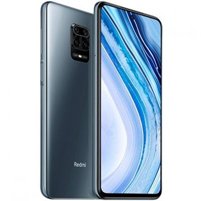 Telefono movil smartphone xiaomi redmi note 9 pro interstellar grey -  6.67pulgadas -  64gb rom -  6gb ram -  64+8+5+2mpx -  16m