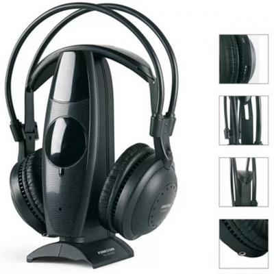 Auriculares inalambricos fonestar fa - 8060 hi - fihi - fi por radiofrecuencia - 30 - 20.000hz - entrada jack 3.5mm - interrupto