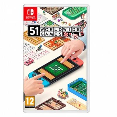 Juego nintendo switch -  51 worldwide games - Imagen 1