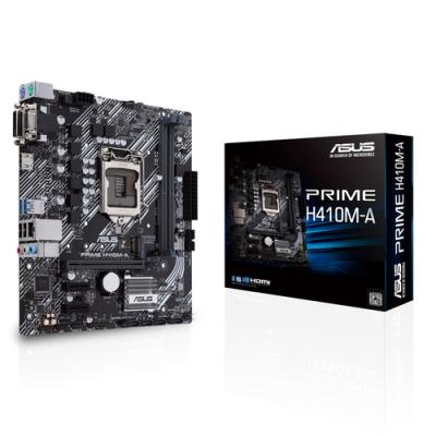ASUS PRIME H410M-A Micro ATX Intel H410 - Imagen 1
