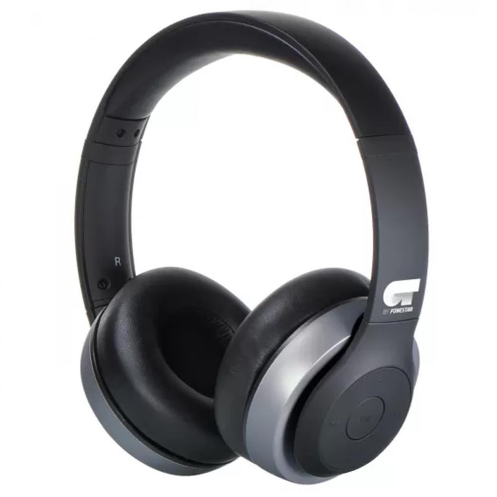 Auriculares bluetooth fonestar harmony - g - bluetooth 4.2 - batería recargable - jack 3.5 para uso con cable - manos libres - g