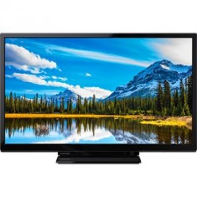 Tv toshiba 24pulgadas led hd -  24w1963dg -  - hdmi - usb - dvb - t2 - c - s2 -  a+ - Imagen 1