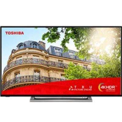 Tv toshiba 43pulgadas led 4k uhd -  43ul3b63dg -  smart tv -  wifi -  hdr10 -  dolby vision -   hd dvb - t2 - c - s2 -  hdmi -