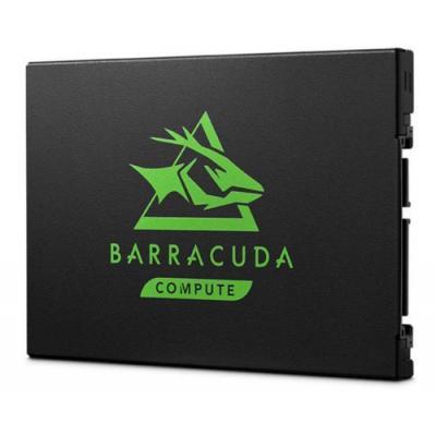 "Seagate BarraCuda 120 2.5"" 250 GB Serial ATA III 3D TLC - Imagen 1"