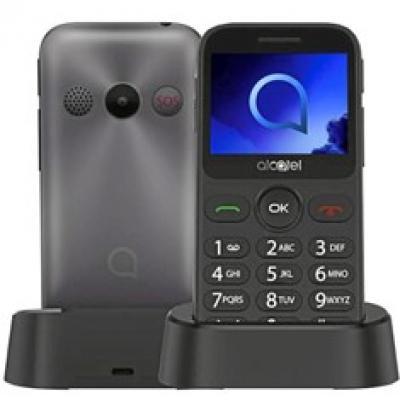 Telefono movil alcatel 2019g metalic gray - 2mp - 16mb rom - 8mb ram - 2mpx - single sim - Imagen 1