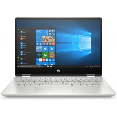 "HP Pavilion x360 14-dh1017ns Plata Híbrido (2-en-1) 35,6 cm (14"") 1920 x 1080 Pixeles Pantalla táctil Intel® Core™ i5 de 10ma Ge"