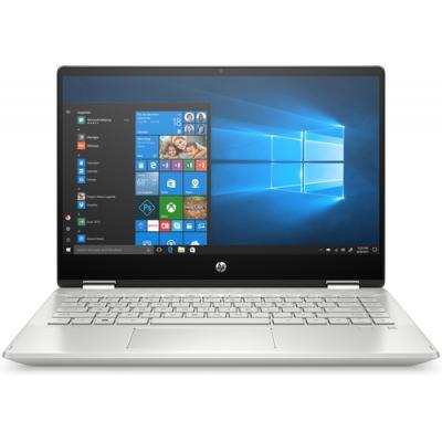 "HP Pavilion x360 14-dh1018ns Híbrido (2-en-1) Plata 35,6 cm (14"") 1920 x 1080 Pixeles Pantalla táctil Intel® Core™ i7 de 10ma Ge"