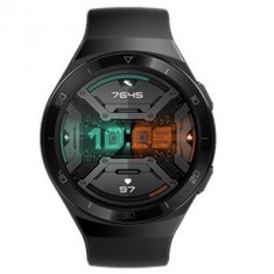 Pulsera reloj deportiva huawei watch gt 2e black -  smartwatch -  1.39pulgadas amoled -  5 atm - Imagen 1