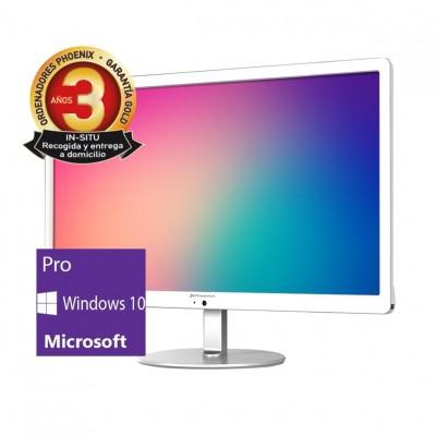 Ordenador pc all in one aio phoenix unity 23.8pulgadas fhd - intel i5 9400 -  8 gb ddr4 - 480 gb ssd webcam windows 10 pro - Ima