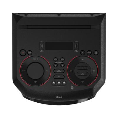 LG XBOOM ON5.DEUSLLK sistema de audio para el hogar Microcadena de música para uso doméstico Negro 5000 W - Imagen 8
