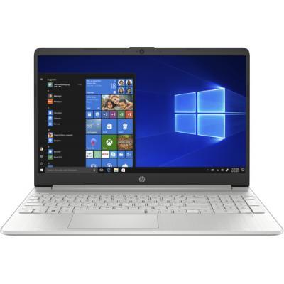 """HP 15s-fq1136ns Portátil Plata 39,6 cm (15.6"""") 1366 x 768 Pixeles Intel® Core™ i3 de 10ma Generación 4 GB DDR4-SDRAM 256 GB SSD"""