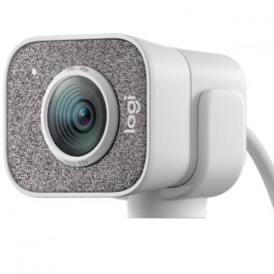 Camara logitech streamcam full hd -  usb - c -  blanco - Imagen 1