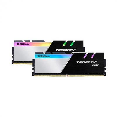 Modulo memoria ram ddr4 16g 2x8g pc3600 g.skill trident z neo rgb - Imagen 1