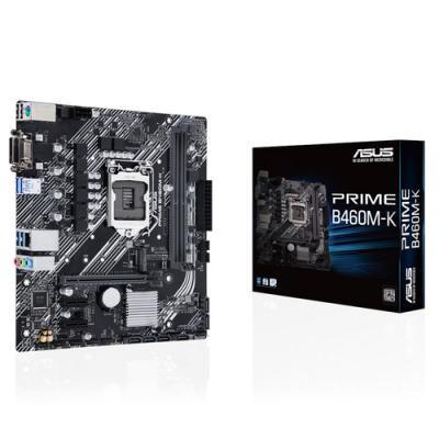 ASUS PRIME B460M-K Micro ATX Intel B460 - Imagen 1