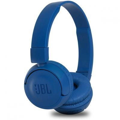 Auriculares bluetooth jbl jblt450btblu - pure bass - ligero - plegable -  manos libres - diadema - 11 horas de bateria - Imagen