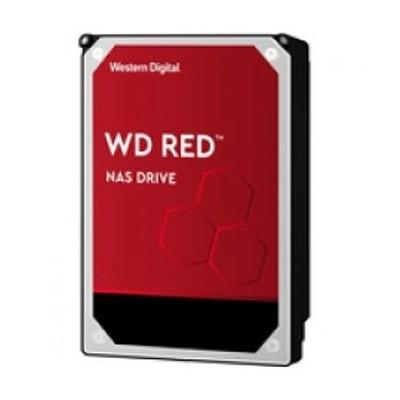 Disco duro interno hdd wd western digital nas red wd20efax 2tb 2000gb  3.5pulgadas sata3 5400rpm 64mb - Imagen 1