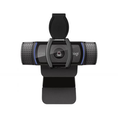 Logitech C920s HD PRO cámara web 1920 x 1080 Pixeles Negro - Imagen 1
