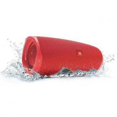 Altavoz bluetooth jbl charge 4 red - 30w - ipx7 - bateria 7500mah  - manos libres - rojo - Imagen 1