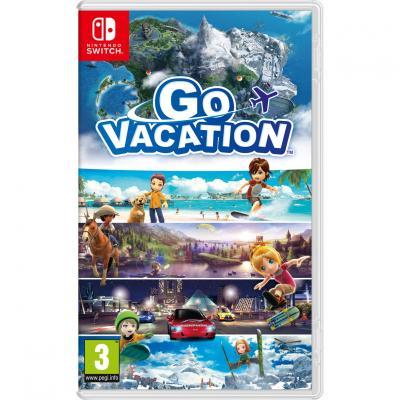 Juego nintendo switch -  go vacation - Imagen 1