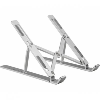 Soporte - base de refrigeracion conceptronic para portatiles hasta 15.6pulgadas aluminio plegable - Imagen 1