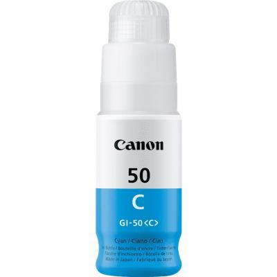 Botella tinta canon gi - 50c cian 7700 paginas - Imagen 1