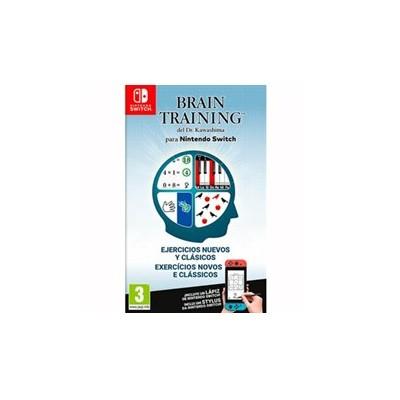 Juego nintendo switch -  brain training del dr. kawashima - Imagen 1