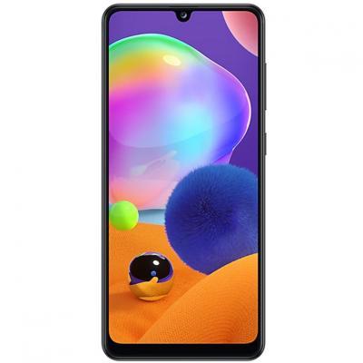 Telefono movil smartphone samsung galaxy a31 black 6.4pulgadas -  64gb rom -  4gb ram -  48+5+8+5mpx -  20mpx -  5000mah -  huel