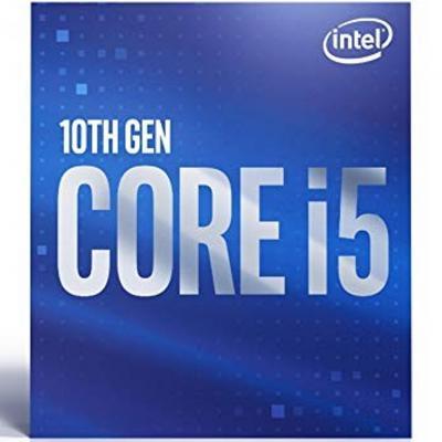 Micro. intel i5 10400 fclga1200 10ª generacion 6 nucleos 2.9ghz 12mb no graphics in box - Imagen 1