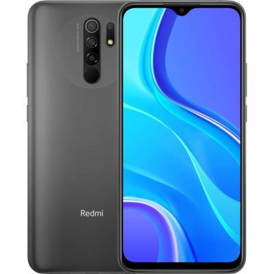 Telefono movil smartphone xiaomi redmi 9 carbon grey -  6.53pulgadas -  64gb rom -  4gb ram -  13+8+5+2mpx -  8mpx -  5020mah -
