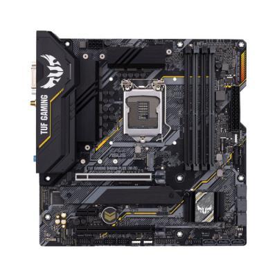 ASUS TUF GAMING B460M-PLUS (WI-FI) LGA 1200 Micro ATX Intel B460 - Imagen 1