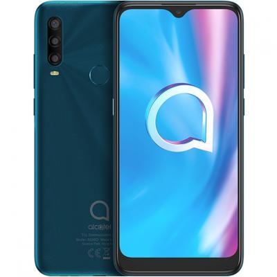 Telefono movil smartphone alcatel 1se agate green -  6.22pulgadas -  octa core -  32gb rom -  3gb ram -  13+5+2mmpx -  5mpx -  4