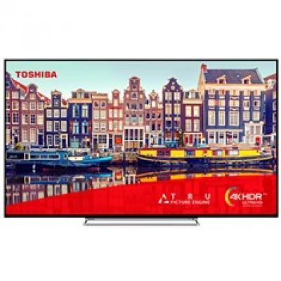 Tv toshiba 65pulgadas led 4k uhd -  65vl5a63dg -  smart tv -  wifi -  sound by onkio + subwoofer -  hdr10 -   hd dvb - t2 - c -