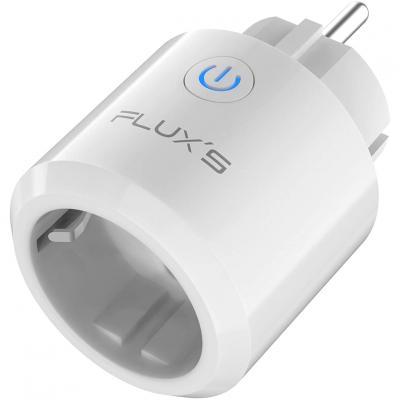 Enchufe smart flux's naos wifi -  monitor de consumo -  temporizador - Imagen 1
