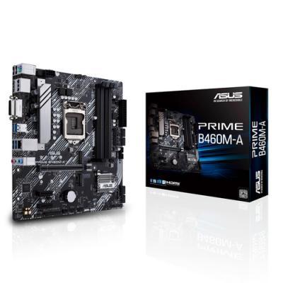 ASUS PRIME B460M-A Micro ATX Intel B460 - Imagen 1