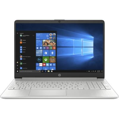 """HP 15s-fq1144ns Portátil Plata 39,6 cm (15.6"""") 1366 x 768 Pixeles Intel® Core™ i5 de 10ma Generación 8 GB DDR4-SDRAM 1000 GB SSD"""