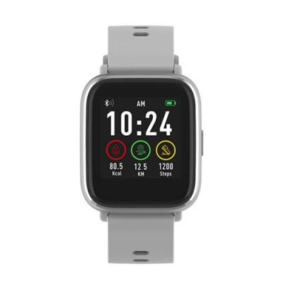 "Denver SW-161GREY reloj inteligente IPS 3,3 cm (1.3"") Plata - Imagen 3"