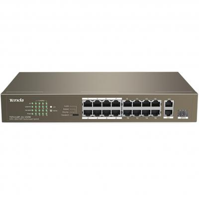 Switch 16 puertos 10 - 100 tenda - Imagen 1