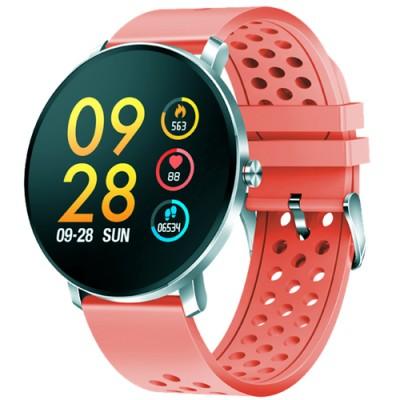 """Denver SW-171ROSE reloj inteligente IPS 3,3 cm (1.3"""") Plata - Imagen 1"""