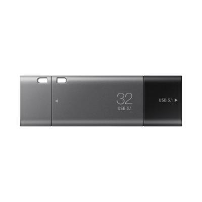 Samsung MUF-32DB unidad flash USB 32 GB USB Tipo C 3.2 Gen 1 (3.1 Gen 1) Negro, Gris - Imagen 7