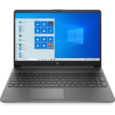 "HP 15s-eq1010ns Portátil Gris 39,6 cm (15.6"") 1366 x 768 Pixeles AMD Ryzen 3 8 GB DDR4-SDRAM 512 GB SSD Wi-Fi 4 (802.11n) Window"