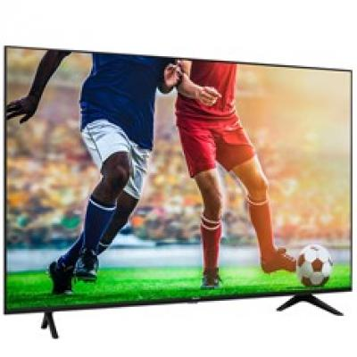 Tv hisense 50pulgadas led 4k uhd -  50a7100f -  hdr10 -  smart tv -  3 hdmi -  2 usb -  dvb - t2 - t - c - s2 - s - - Imagen 1