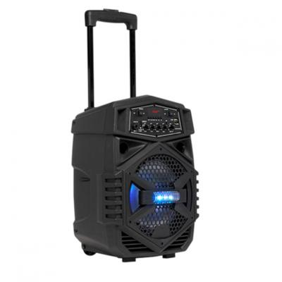 Altavoz portatil denver tsp - 110 10w -  bt -  aux -  fm -  usb -  micro usb -  microfono -  dc input - Imagen 1